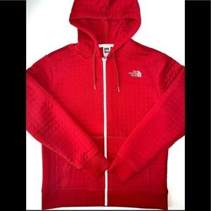 Men's North Face Quilted Jacket